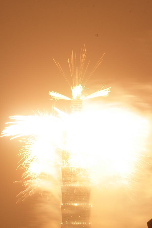 2009 101 煙火