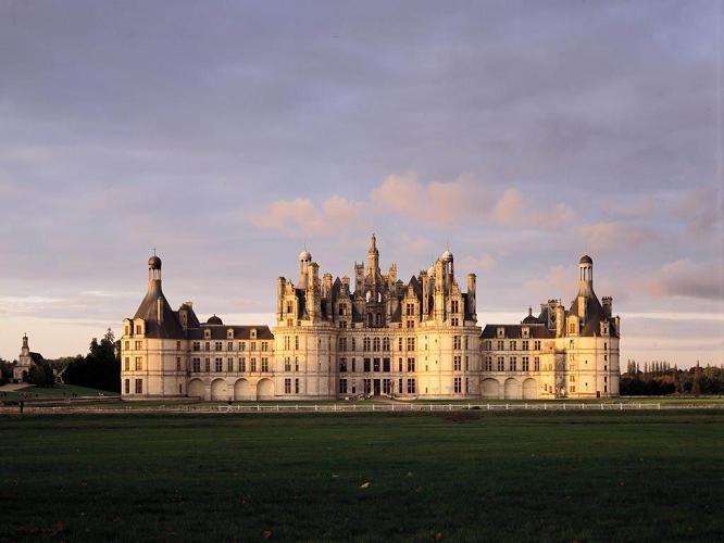 第3名法國盧瓦爾河香波城堡