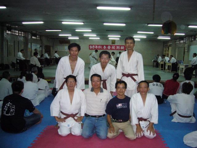 Aikido__96秋季晉段測驗會場