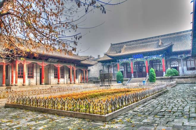 (1) 閻錫山故居-山西旅遊