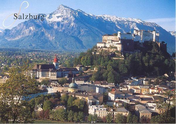 第5名奧地利薩爾斯堡