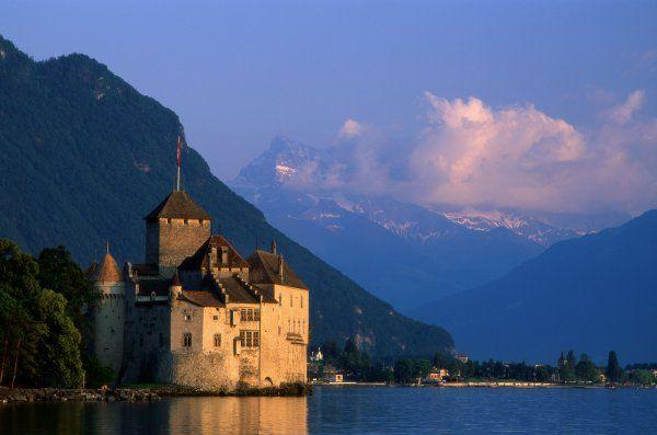 第6名瑞士西庸城堡