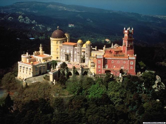 第8名葡萄牙佩納城堡