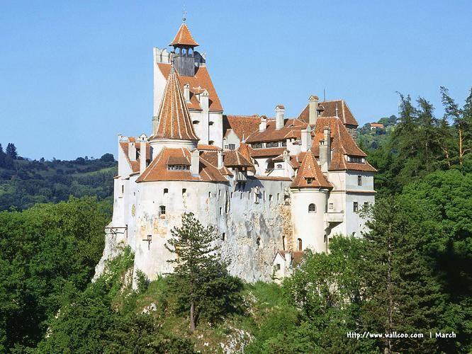 第10名羅馬尼亞德古拉城堡