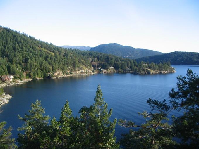 加拿大BC省Sunshine_Coast