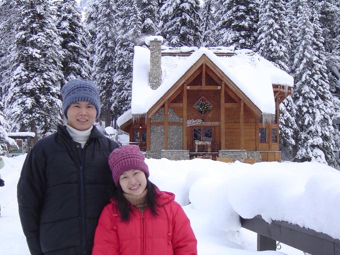 童話故事的木屋