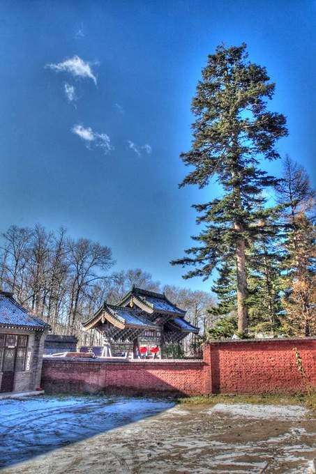 碧山寺山門2