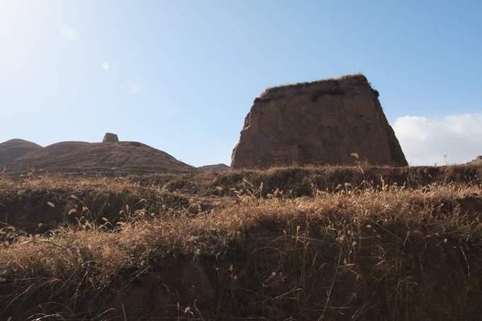 山西旅遊--烽火台