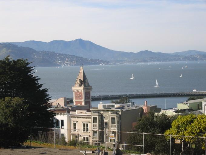舊金山漁人碼頭
