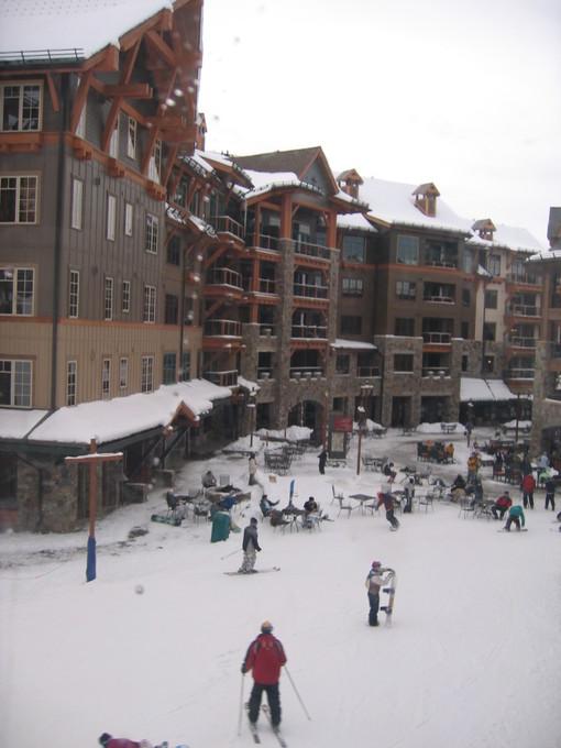 太浩湖雪場度假別墅