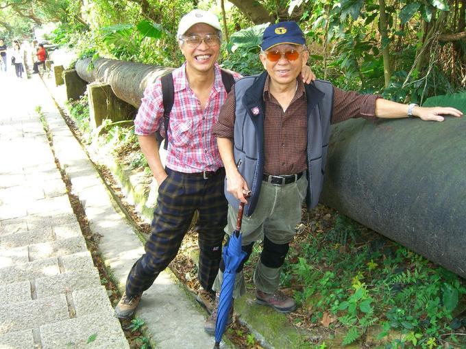 天母古道-水管路、台北市花卉中心活動