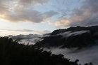 司馬庫斯早晨的山嵐雲海