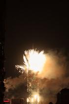 101焰火--中華民國100年新的希望--萬箭齊發