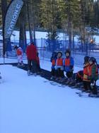 太浩湖兒童滑雪營