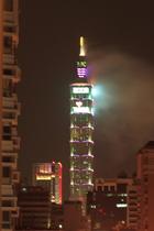 2008 Taipei 101 Fireworks---新年快樂
