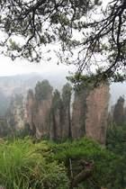 黃獅寨峰林地貌遊岳陽樓張家界湘西鳳凰古城南嶽衡山之旅