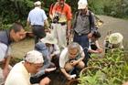 生態觀察社 萬里植物庇護所戶外課程